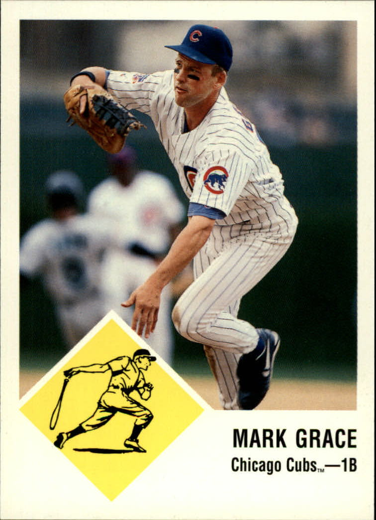 1998 Fleer Tradition Vintage '63 #10 Mark Grace