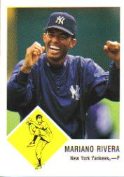 1998 Fleer Tradition Vintage '63 #42 Mariano Rivera