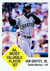 1998 Fleer Tradition Vintage '63 #55 Ken Griffey Jr.
