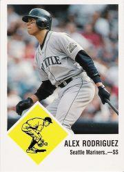 1998 Fleer Tradition Vintage '63 #58 Alex Rodriguez