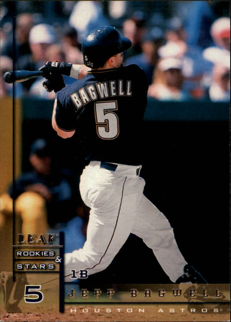 1998 Leaf Rookies and Stars #35 Jeff Bagwell