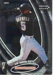 1998 Leaf Rookies and Stars Crosstraining #8 Jeff Bagwell