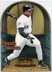 1998 Pacific In The Cage #5 Frank Thomas