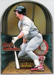 1998 Pacific In The Cage #13 Mark McGwire