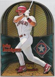 1998 Pacific In The Cage #20 Ivan Rodriguez