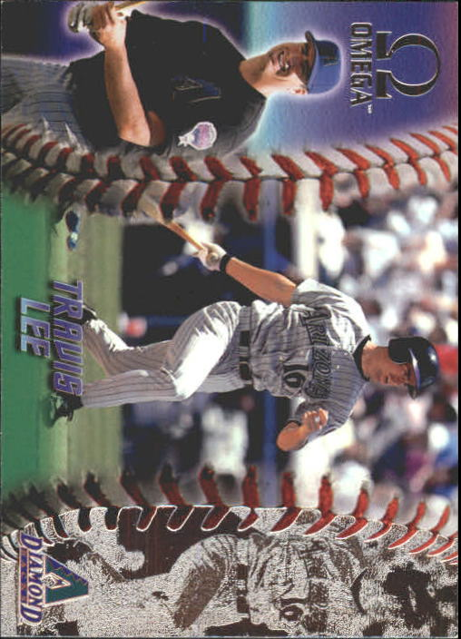 1998 Pacific Omega #14 Travis Lee