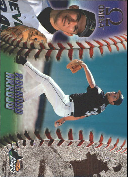 1998 Pacific Omega #228 Rolando Arrojo RC