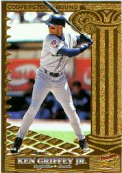 1998 Paramount Cooperstown Bound #9 Ken Griffey Jr.