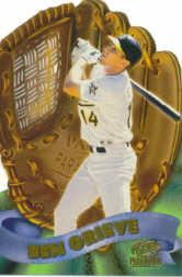 1998 Paramount Fielder's Choice #12 Ben Grieve