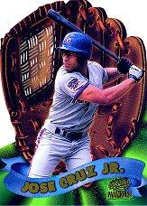1998 Paramount Fielder's Choice #20 Jose Cruz Jr.