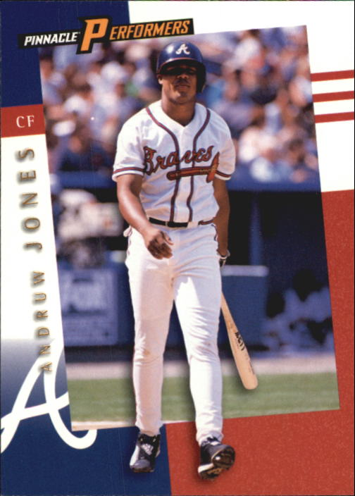 1998 Pinnacle Performers #13 Andruw Jones