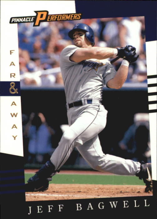 1998 Pinnacle Performers #147 Jeff Bagwell FA