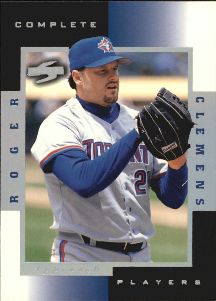 1998 Score Rookie Traded Complete Players #8A Roger Clemens