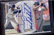 1998 Stadium Club Co-Signers #CS14 Tony Gwynn C/Mark Grudzielanek