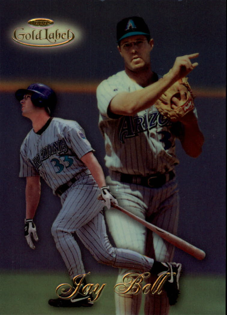 1998 Topps Gold Label Class 1 #9 Jay Bell