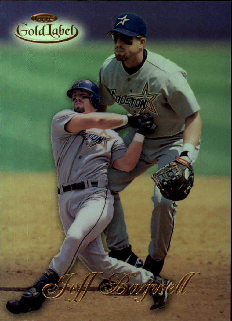 1998 Topps Gold Label Class 1 #20 Jeff Bagwell