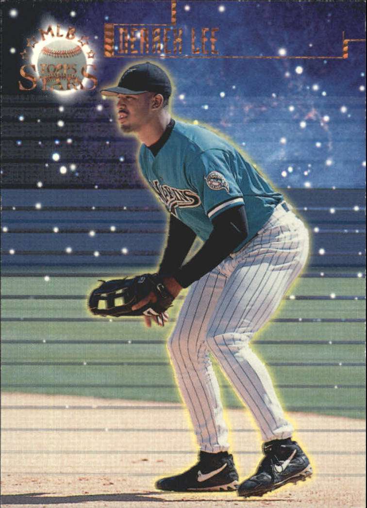 1998 Topps Stars Gold Rainbow #98 Derrek Lee