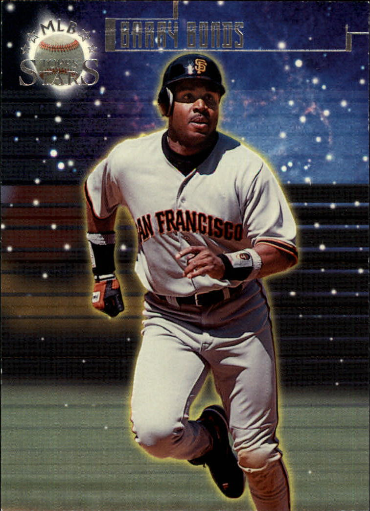 1998 Topps Stars Silver #145 Barry Bonds