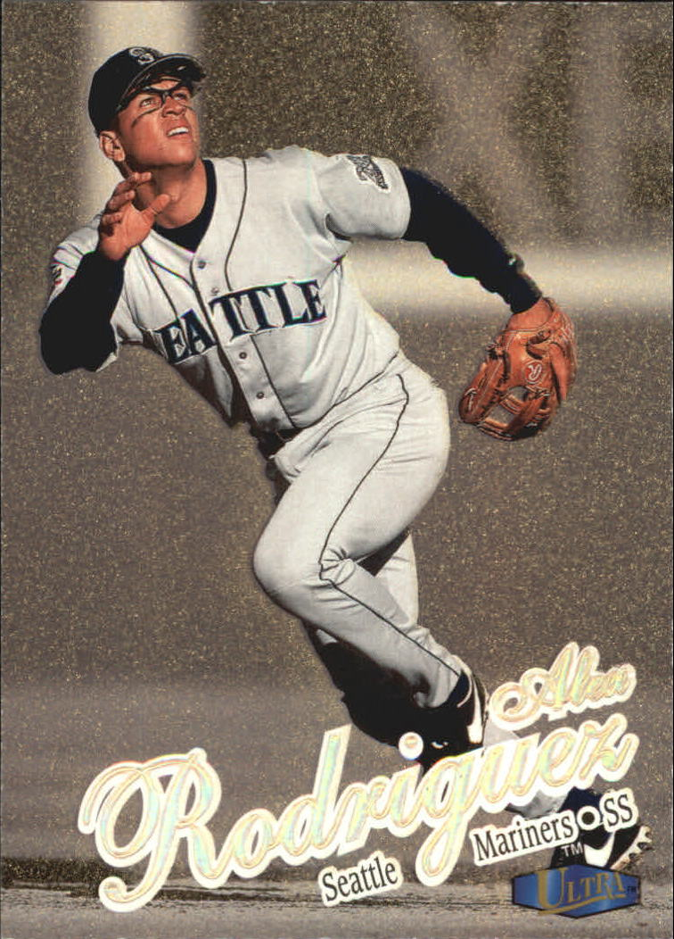 1998 Ultra Gold Medallion #83 Alex Rodriguez