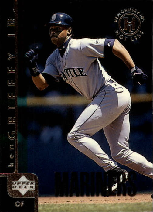 1998 Upper Deck #10 Ken Griffey Jr. GHL