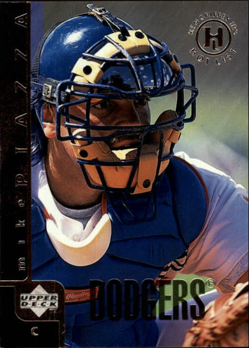 1998 Upper Deck #13 Mike Piazza GHL