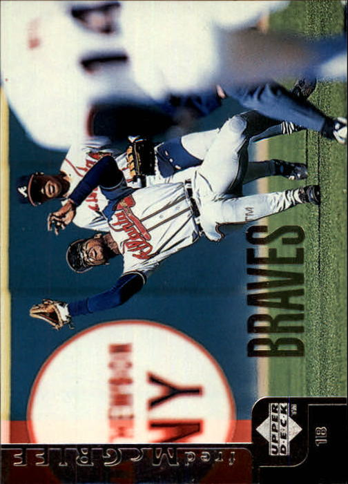 1998 Upper Deck #29 Fred McGriff