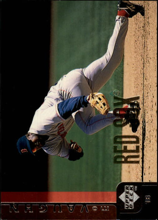 1998 Upper Deck #42 Mo Vaughn
