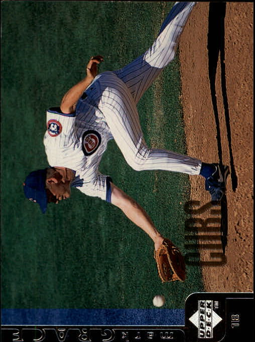 1998 Upper Deck #52 Mark Grace