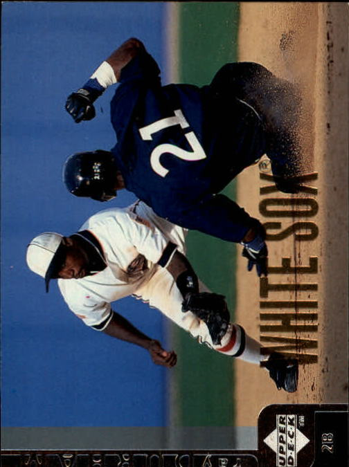 1998 Upper Deck #57 Ray Durham