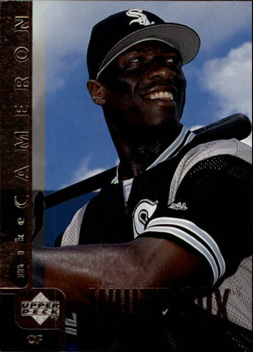 1998 Upper Deck #59 Mike Cameron