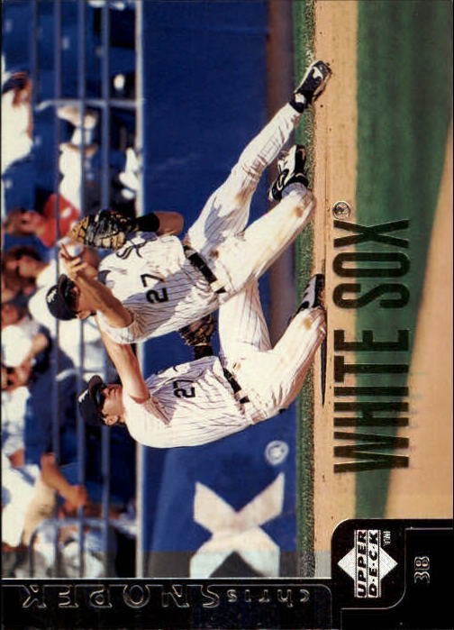 1998 Upper Deck #62 Chris Snopek