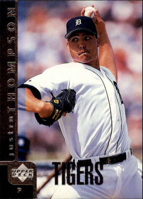 1998 Upper Deck #85 Justin Thompson