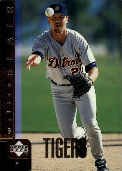 1998 Upper Deck #86 Willie Blair
