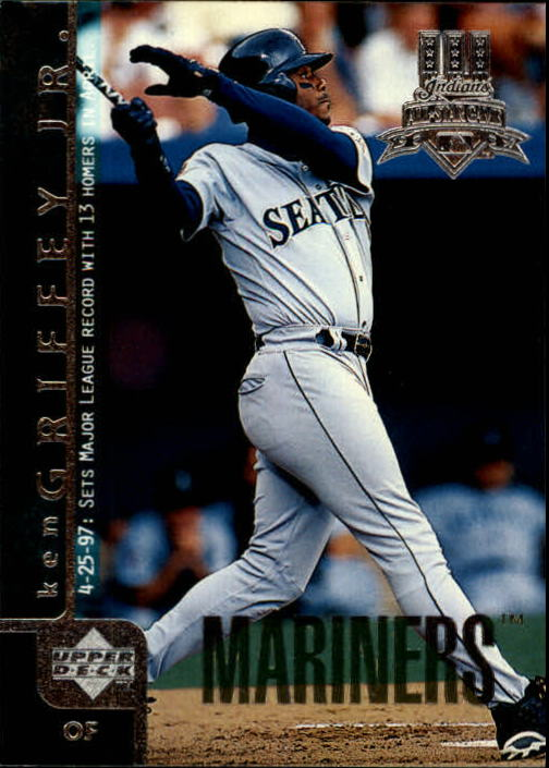 1998 Upper Deck #225 Ken Griffey Jr.
