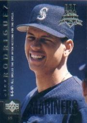 1998 Upper Deck #510 Alex Rodriguez