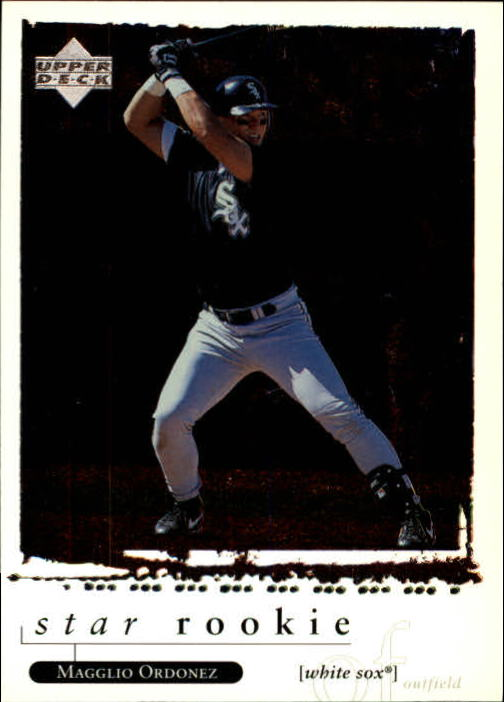 1998 Upper Deck #570 Magglio Ordonez RC