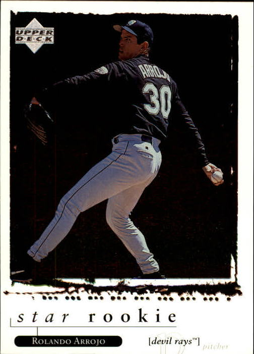 1998 Upper Deck #592 Rolando Arrojo RC