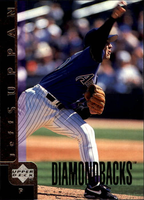 1998 Upper Deck #647 Jeff Suppan