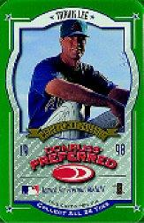 1998 Donruss Preferred Tin Packs #8 Travis Lee