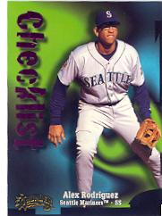 1998 Circa Thunder #298 Alex Rodriguez CL