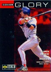 1998 Collector's Choice #1 Nomar Garciaparra CG