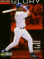 1998 Collector's Choice #4 Mike Piazza CG