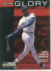 1998 Collector's Choice #10 Ken Griffey Jr. CG