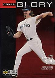 1998 Collector's Choice #13 Randy Johnson CG