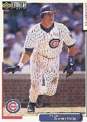1998 Collector's Choice #57 Tyler Houston front image