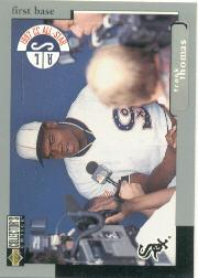 1998 Collector's Choice #60 Frank Thomas