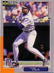 1998 Collector's Choice #90 Tony Clark