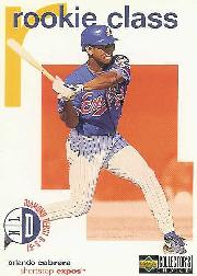 1998 Collector's Choice #108 Orlando Cabrera