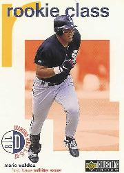 1998 Collector's Choice #116 Mario Valdez