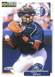 1998 Collector's Choice #129 Tony Pena